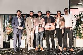 weXelerate Pitch Night: Zapiens und Orderlion zu den besten Startups gekürt