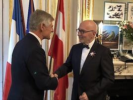 """Richard Straub erhielt Großes Ehrenzeichen der Republik Österreich: """"Exzellenter Botschafter in der Management-Welt"""""""