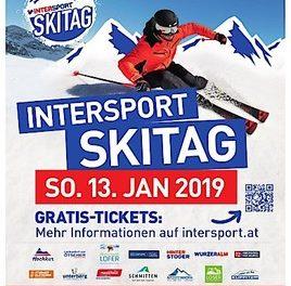 Erfolgreiches Kick-Off mit Schwung: Erster Intersport-Skitag war dank Branchenprofis voller Erfolg