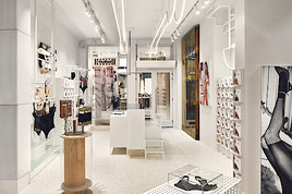 EANS-News: Wolford Presents New Shop Concept in Amsterdam – IMAGE