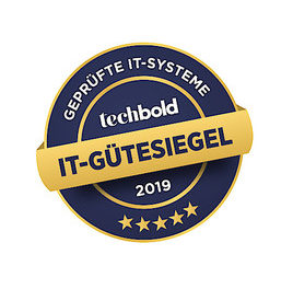 techbold bietet IT-Gütesiegel für geprüfte IT-Systeme an