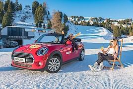 Skifrühling auf der Turracher Höhe: Sonnige Aussichten mit hohen Gewinnchancen
