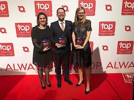 Top Employer 2019: Auszeichnung für British American Tobacco Austria