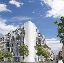 ifa AG mit zwei neuen Projekten in Wien: Wohnbau Buchengasse und Aspernstraße
