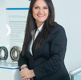 Sigrid Leutgeb neue Personal-, EHS- und Kommunikationsleiterin der SKF Österreich AG