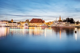 Städtehopping am Bodensee