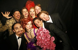 Weltpremiere: DIE ROSE DES KAISERS Ensemble Oper@Tee