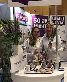 Süßlupinen-Produkte finden immer mehr Anhänger