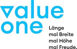 Value One präsentiert neuen Markenauftritt mit drei Geschäftsfeldern