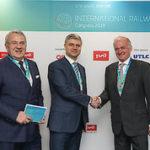 International Railway Congress ein voller Erfolg