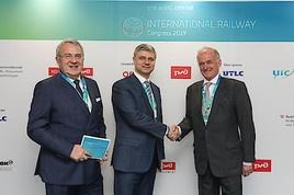 International Railway Congress 2019: Globale Zukunft der Bahn erfolgreich in Wien diskutiert
