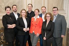 PRVA: Julia Wippersberg als Präsidentin wiedergewählt