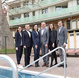 Vöslauer setzt mit neuen Appartements Weiterentwicklung des Thermalbades Vöslau und des Standortes Bad Vöslau fort