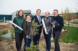 Natur in der Stadt: Therme Wien und BOKU starten Studierendenwettbewerb