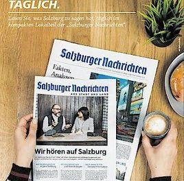 Wir hören auf Salzburg