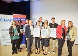 Spitzennachwuchs der Österreichischen Tourismus-Forschung prämiert