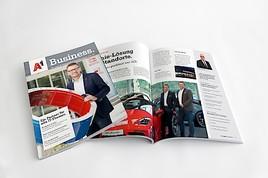 Styria Content Creation gewinnt bei den ASTRID AWARDS 2019 mit A1 Business Magazin