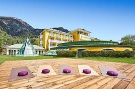 """""""Atme die Berge"""" – Yoga in Gastein"""