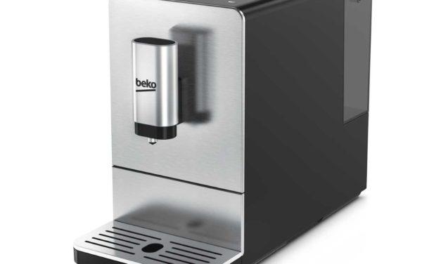 Schlank und voller Power: Der neue Beko Kaffeevollautomat