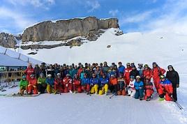 SkischulleiterInnen aus der DACH-Region trafen sich im Kleinwalsertal
