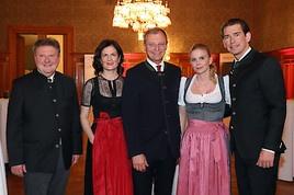 3.000 Gäste tanzten am Oberösterreicher Ball in Wien