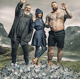"""Game of Thrones-Stars sagen """"Goodbye Plastic Bottles"""" für SodaStream"""