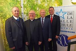 Schulverein De La Salle feiert Jubiläum im Stephansdom