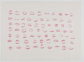 """Eröffnung """"The Mouth is about Language. Joyce Wieland in Close-Up"""""""