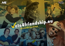 #vote4friendship – für Europa (FOTO)