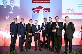 Wiener Börse Preis – Flughafen Wien erneut für beste Medienarbeit ausgezeichnet