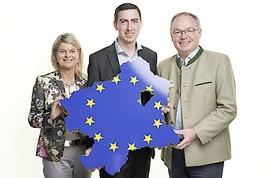 NÖ Bauernbund: Sensationeller Vertrauensbeweis für Alex Bernhuber bei Europawahl