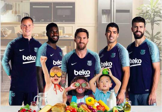 Football versus Food: Wieviel wissen Kinder über gesunde Ernährung?