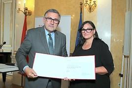 Ehrentitel für Linzer Tourismusdirektor