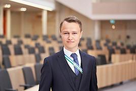 Michael Bayrhammer ist neuer Präsident des Österreichischen Cartellverbands
