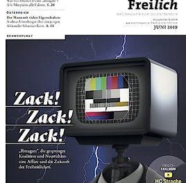 "FREILICH Magazin No4 – ""Zack! Zack! Zack!"""