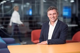 Georg Schardt startet als Chief Commercial Officer bei Bluecode