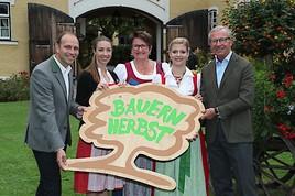 """""""Von Wurzeln und Wipfeln"""": Salzburger Bauernherbst 2019"""