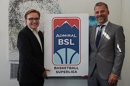 Startschuss für die ADMIRAL Basketball Superliga – mit ADMIRAL Sportwetten als Hauptsponsor