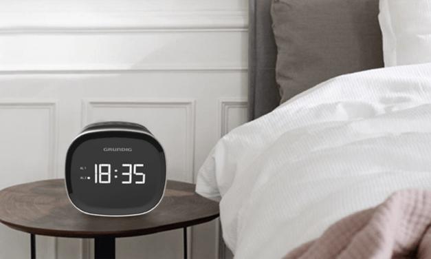 Leichter aus dem Bett: Mit den neuen Grundig Radioweckern