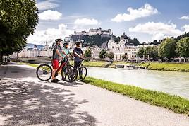 Erstes Portal für grenzenlose Genuss-Radtouren