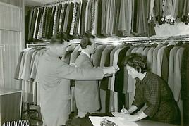 Das Modehaus Kutsam feiert 60-jähriges Jubiläum