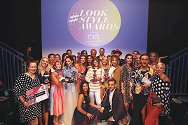 FINALE #LOOK! STYLE AWARDS AUF DER MQ VIENNA FASHION WEEK.19