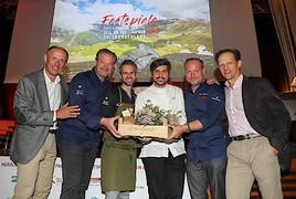Erfolgreiche Premiere für Festspiele der Alpinen Küche