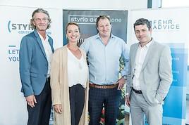 """Full House bei den ersten """"Digital Innovation Sessions"""" im Styria Media Skyroom in Graz"""