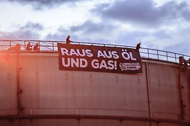 Grünalternative Jugend: Raus aus Öl und Gas!