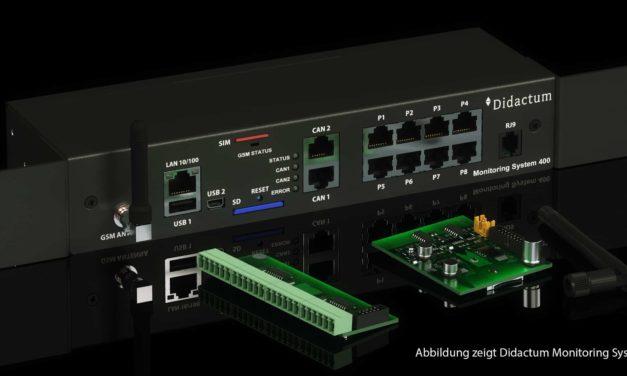 IT-Monitoring Systeme für die Serverraum Sicherheit