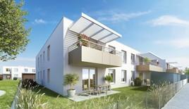 Feierlicher Spatenstich für neue Wohnhausanlage in Ringelsdorf-Niederabsdorf