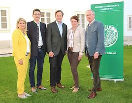 NÖ Bauernbund präsentiert neues Team für LK-Wahl