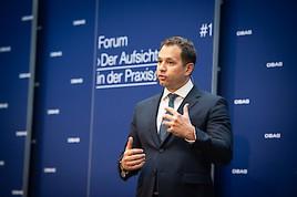 Bundespräsident Alexander Van der Bellen eröffnet erstes ÖBAG-Forum