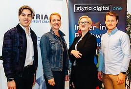Influencer Marketing traf Employer Branding: Digital Innovation Sessions von styria digital one und Styria Content Creation